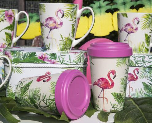 Moodshot Tropical Flamingo